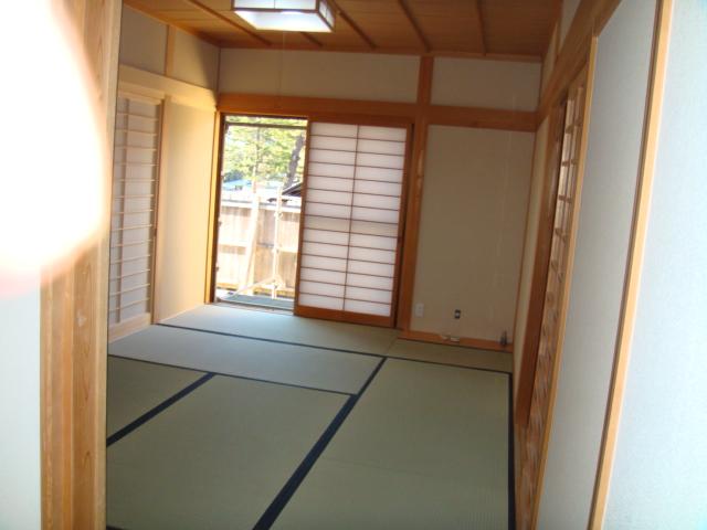 タタミの表は熊本のい草です名入表